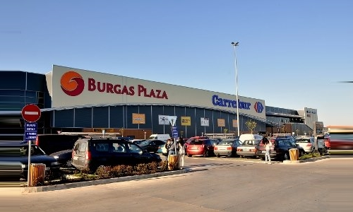 Carrefour, Burgas Plaza Mall